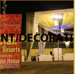 Tent And Decoration Service