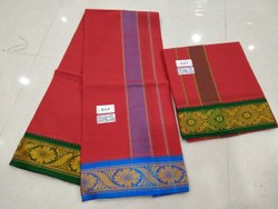 SHV South Indian Cotton Lungi