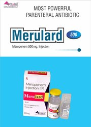 Meropenem 500mg