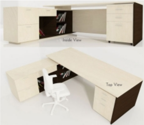 Sdt 018 Executive Desk