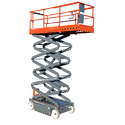 Scissor Type Wheel Alignment Car Lift