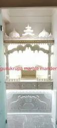 Residential Building Tile/Marble/Concrete Carwing Work (Ambaji Marble), For Indoor