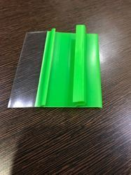 Plain PVC Data Strip