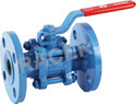 Flanged End Cast Steel Ball Valve