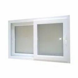 LG Hausys UPVC Glass Sliding Window