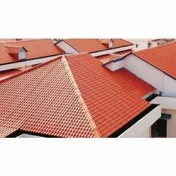 UPVC Ridge Roof