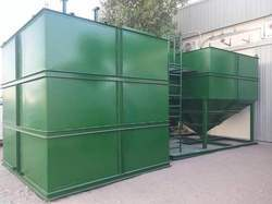 Containerized Treatment Plant