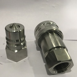 10000 Psi Quick Release Coupling