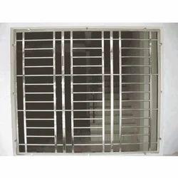 Steel Window Grill Lohe Ki Khidki Grill सटल खडक