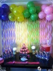 Mixed Birthday Party Decoration, in Maharashtra