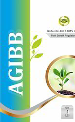 Liquid Gibberellic Acid 0.001% L, For Agricultural