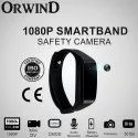 Orwind Day Vision Wrist Band Smart Safety Camera, For Security & Surveillance, Cmos