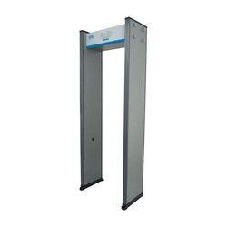 Walk Through Metal Detector Single Zone