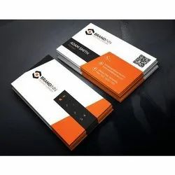 PVC Business Cards, Barcode, Size: 3.5x2.2 Inch