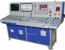 Drum Mix  Cum Wet Mix Plant Control Panel