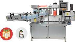 Double Side Sticker Labeling Machine