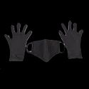 Cotton Mask N'''' Gloves (2 in 1)