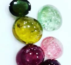 Natural Tourmaline Stones ( Study Purpose)