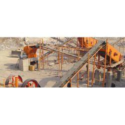 Automatic Stone Crusher Machine