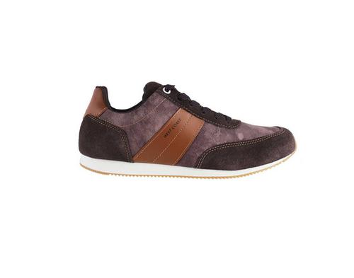 0698df50a83c55 West Coast Brown 275-181007-brown Sneakers