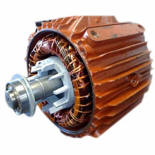 DC Motor Rewinding Service, डीसी मोटर