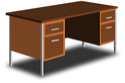 Teacher Table for classroom