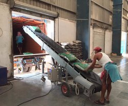 Damodar - Truck Loading Conveyor