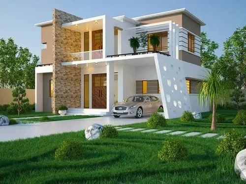 Superb Duplex House Elevation Design And House Design Service Beutiful Home Inspiration Aditmahrainfo