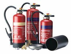 Kanex CO2 Based Cartridge Type Powder Extinguishers, For Industrial Use, Capacity: 6.5 kg