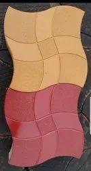 PVC Rubber Tiles