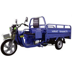 Blue Extreme Motors E Rickshaw Loader