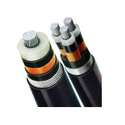 H.T XLPE Aluminium Armoured Cable 11KV 3 Core 70 mm