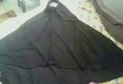 Beauty Free Black Cotton Hijab Khimar Rs 399 Unit Hijab 4 Beauty Id 20287616862