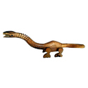 Wooden Color Own Wooden Dinosaur Toys, For Personal