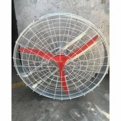 Air Circulation Fan for Poultry Farms
