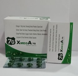 Softgel Omega 3 Fatty Acid, Green Tea Extracts Capsules For Franchise
