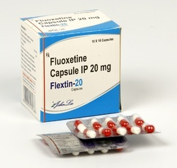 Fluoxetin 20 Mg Capsules
