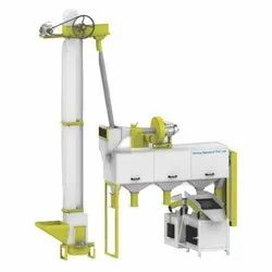 Semi Automatic Seeds Cleaning Machine, Capacity: 500 Kg Per Hour