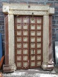 Wood Antique Color Door
