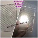 Prismatic Diffuser Sheet