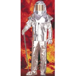 3 Layer Aluminised Fire Suit