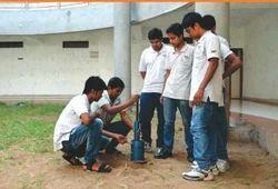 The Civil Engineering Department