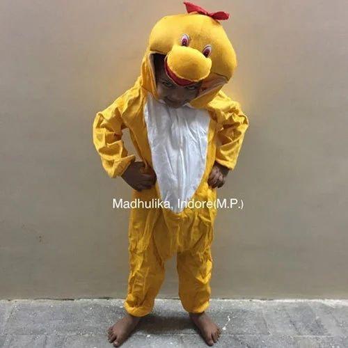 BoysGirls Valvet Duck Costume & BoysGirls Valvet Duck Costume Rs 175 /piece Madhulika Vastralaya ...