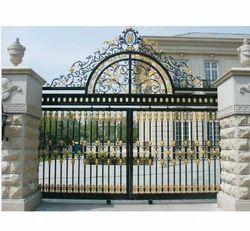 Iron Rajwadi Gate