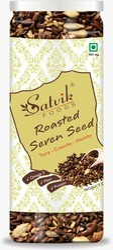 SATVIK FOODS Egg Less Seven Seed Mix, For Mouth Freshner