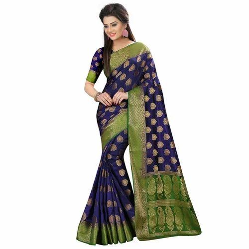 73afdec374858 Kanjivaram Silk Saree at Rs 15000  piece