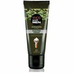 VLCC Ayushmen Shaving Cream, Packaging Size: 125 Gm, Tube