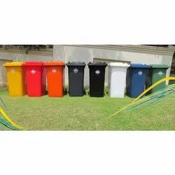 Garbage Chutes Collection Trolley