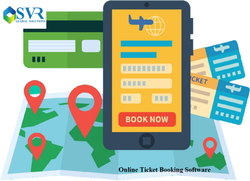 Online Ticket Booking Software