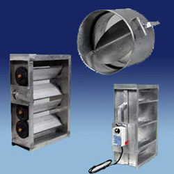 Ducting Dampers, Usage: Industrial, Garage
